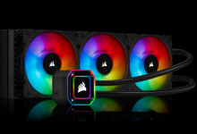 CORSAIR Launches iCUE ELITE CAPELLIX Liquid Coolers 91