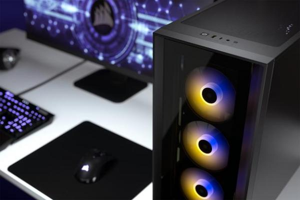 CORSAIR Launches 4000 Series of Mid-Tower Cases 3