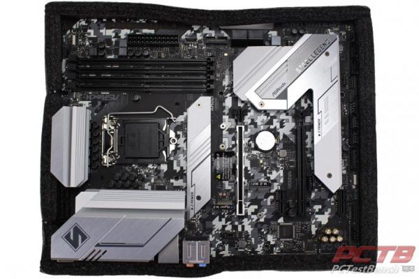ASRock H470 Steel Legend Motherboard Review 4