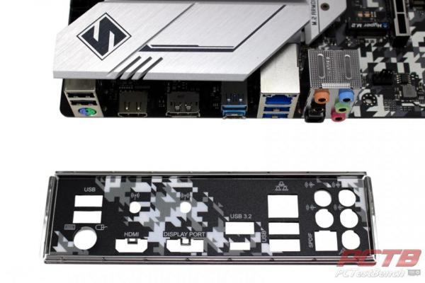ASRock H470 Steel Legend Motherboard Review 7