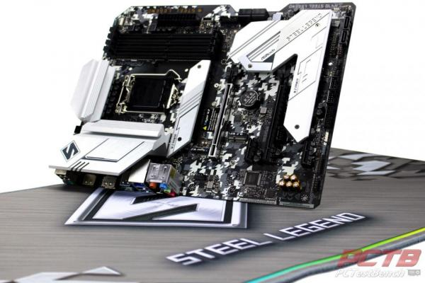 ASRock H470 Steel Legend Motherboard Review 1