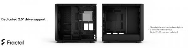 Fractal Design Meshify 2 XL Chassis Review 8