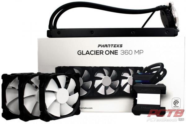 Phanteks Glacier One 360 MP Liquid Cooler Review 1