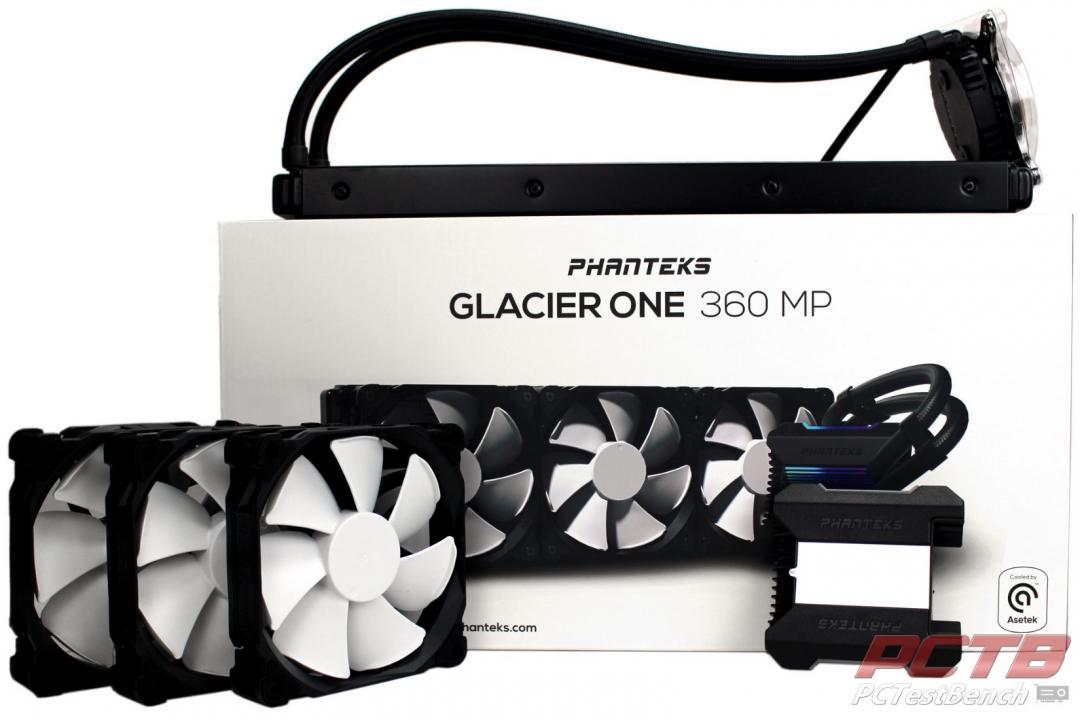 Phanteks Glacier One 360 MP Liquid Cooler Review 3
