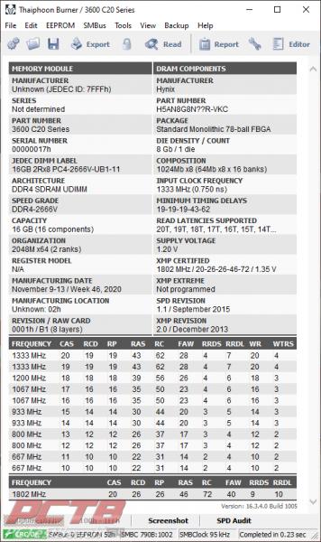 Viper Steel RGB DDR4 32GB (2 x 16GB) 3600MHz Review 4