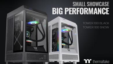 Thermaltake Tower 100