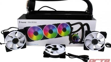 Fractal's New Celsius+ S36 Prisma Liquid Cooler Review 16