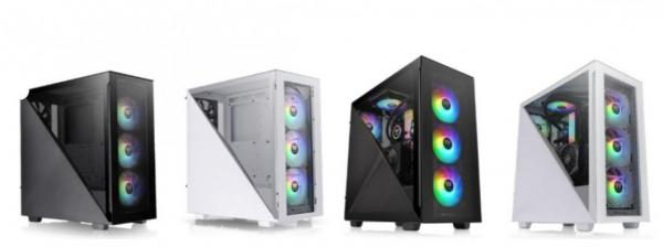 CES 2021: Thermaltake launches DIVIDER 300TG ATX Mid-Tower Chassis 2