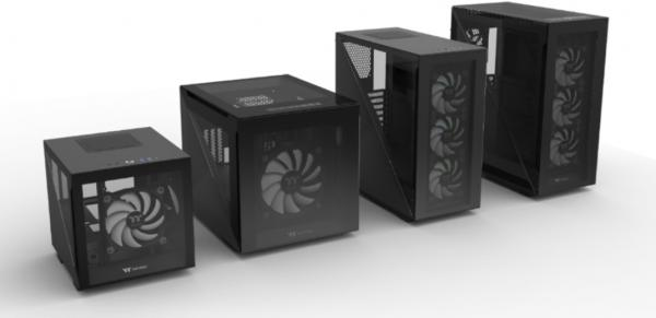 CES 2021: Thermaltake launches DIVIDER 300TG ATX Mid-Tower Chassis 1