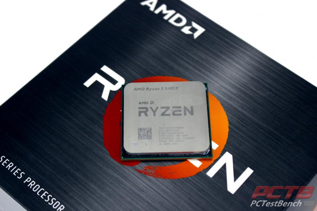 AMD Ryzen 5 5600X CPU Review 1
