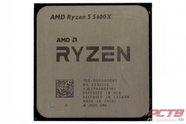 AMD Ryzen 5 5600X CPU Review 4