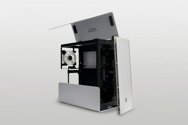 Introducing the new AZZA CAST Mid-Tower ATX PC Case 2