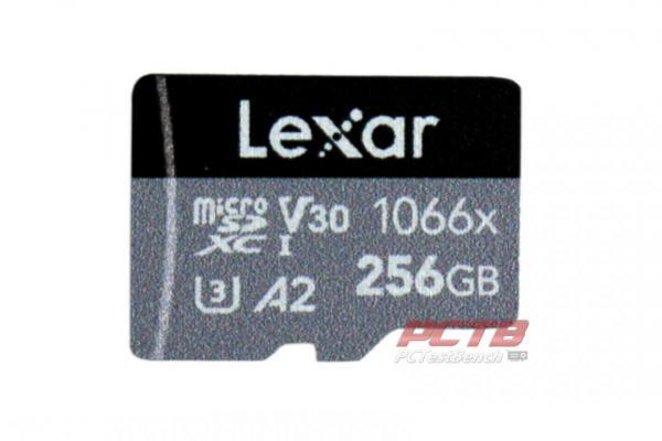 Lexar Professional SILVER Series 1066X microSDXC 1