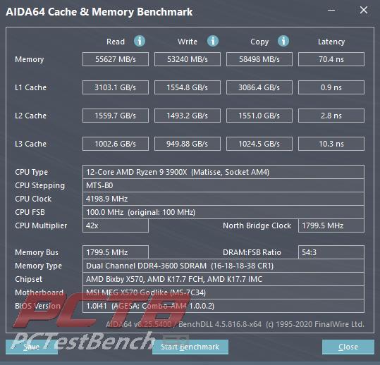 Silicon Power XPOWER Turbine RGB DDR4 Memory Review 4