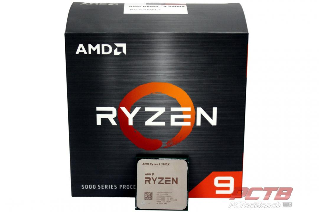 AMD Ryzen 9 5900X CPU Review 1