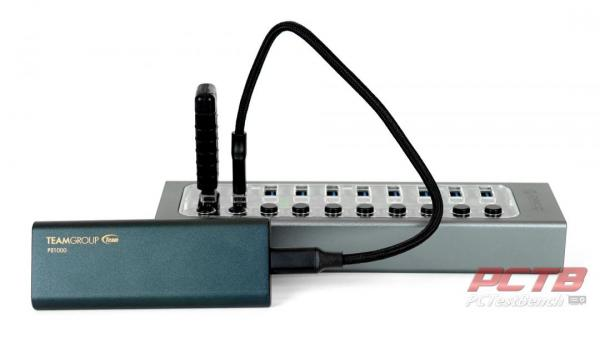 ORICO Aluminum Powered USB Hub Review 1