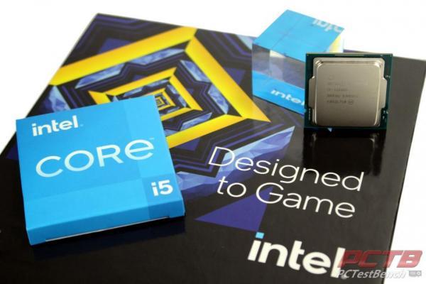 Intel Core i5-11600K CPU Review 2