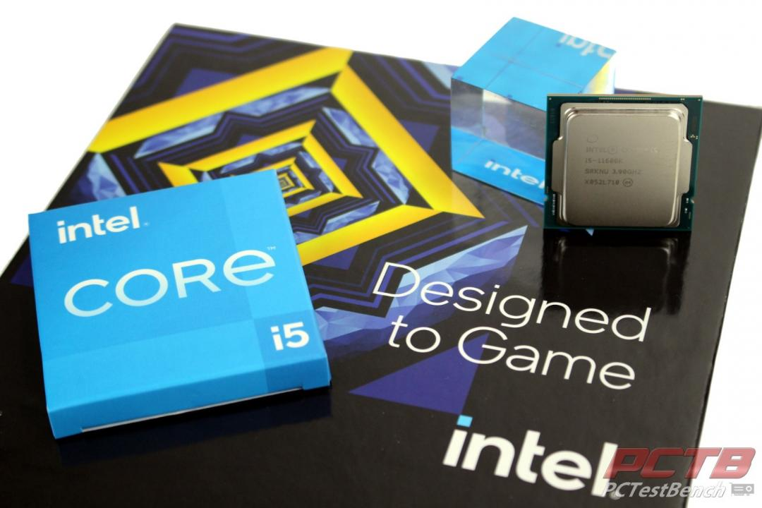 Intel Core i5-11600K CPU Review 1