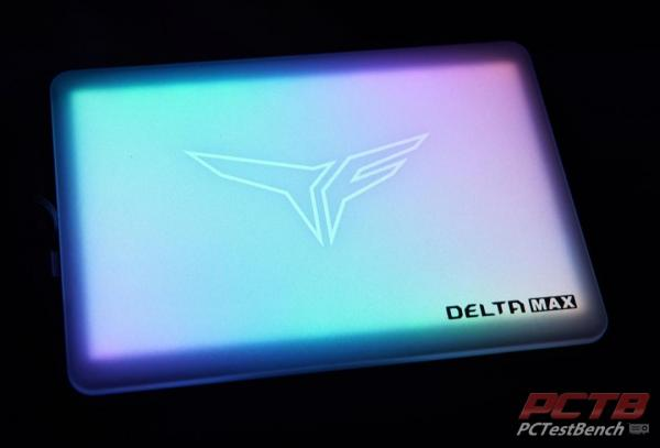 TeamGroup Delta Max White 1TB SSD Review 7