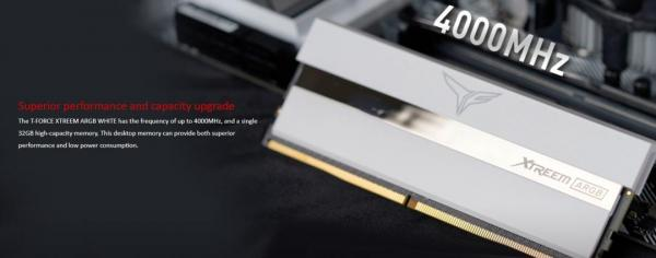 TeamGroup Xtreem ARGB White DDR4 Memory Review 4