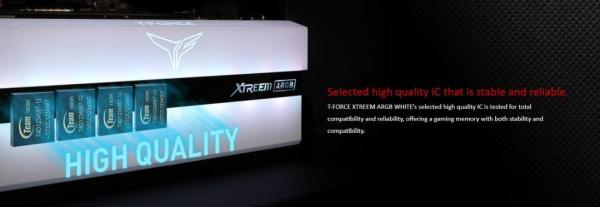 TeamGroup Xtreem ARGB White DDR4 Memory Review 5