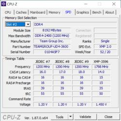 TeamGroup Xtreem ARGB White DDR4 Memory Review 2