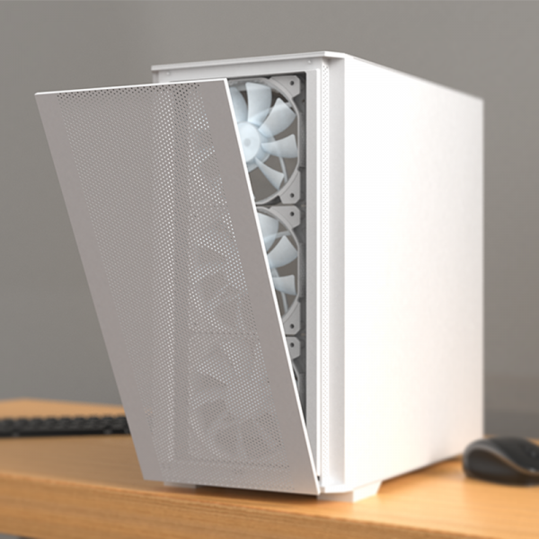 MONTECH Rethinks High-Performance Micro-ATX with AIR 100 2