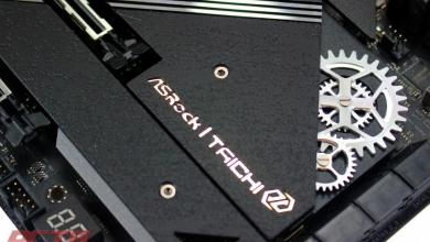 ASRock Z590 Taichi Motherboard Review 1