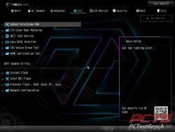 ASRock Z590 Taichi Motherboard Review 8