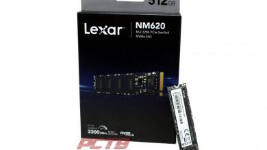 Lexar NM620 M.2 512GB SSD Review 7