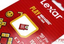 Lexar Play microSDXC Review 3