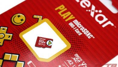 Lexar Play microSDXC Review 11
