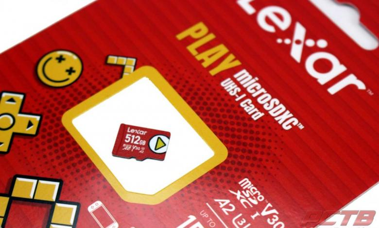 Lexar Play microSDXC Review 33