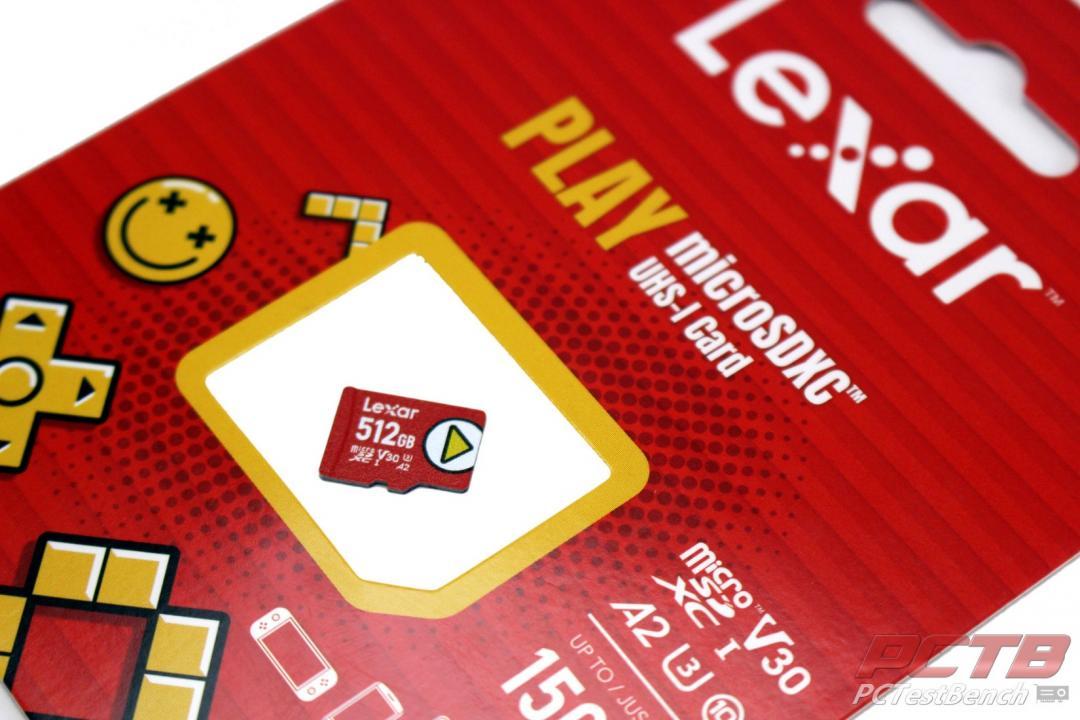 Lexar Play microSDXC Review 1