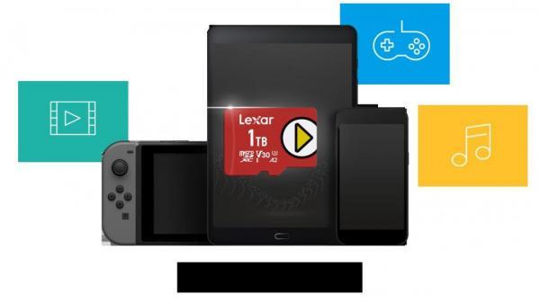 Lexar Play microSDXC Review 2