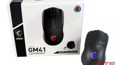 MSI Clutch GM41 Wireless Mouse Review 5