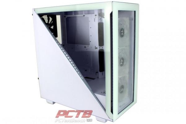 Thermaltake Divider 300 TG Snow ARGB Mid Tower Review 5