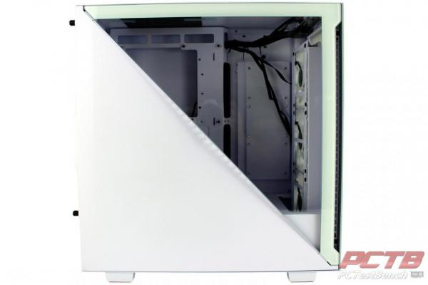 Thermaltake Divider 300 TG Snow ARGB Mid Tower Review 6