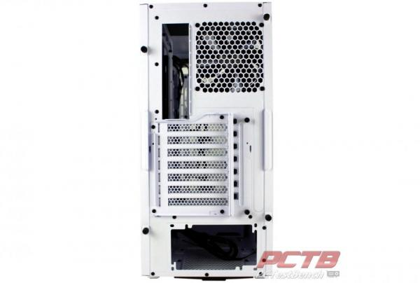 Thermaltake Divider 300 TG Snow ARGB Mid Tower Review 7