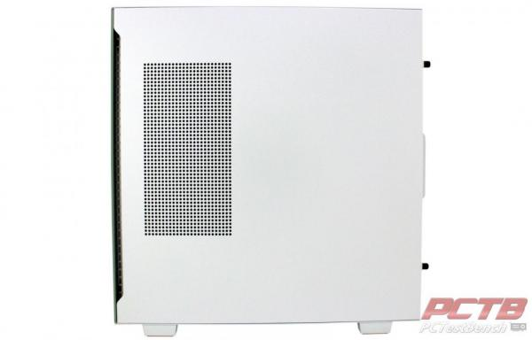 Thermaltake Divider 300 TG Snow ARGB Mid Tower Review 8