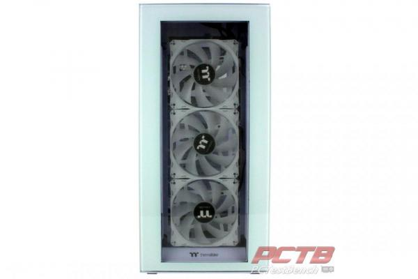 Thermaltake Divider 300 TG Snow ARGB Mid Tower Review 9