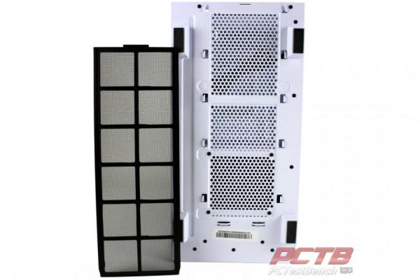 Thermaltake Divider 300 TG Snow ARGB Mid Tower Review 13