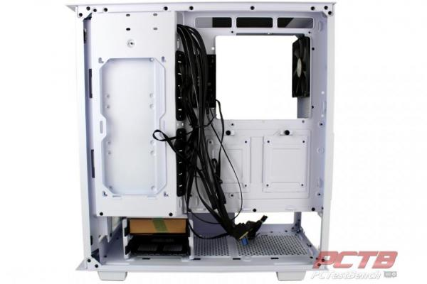 Thermaltake Divider 300 TG Snow ARGB Mid Tower Review 11