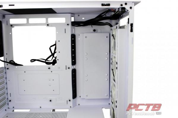 Thermaltake Divider 300 TG Snow ARGB Mid Tower Review 17