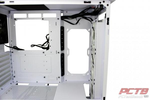 Thermaltake Divider 300 TG Snow ARGB Mid Tower Review 18