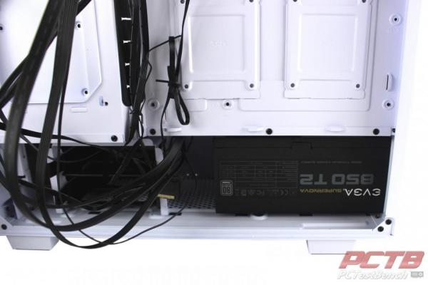 Thermaltake Divider 300 TG Snow ARGB Mid Tower Review 10