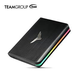 TEAMGROUP's T-FORCE TREASURE TOUCH External RGB SSD and T-CREATE Memory Both Bring Home Red Dot Design Award 2021 1