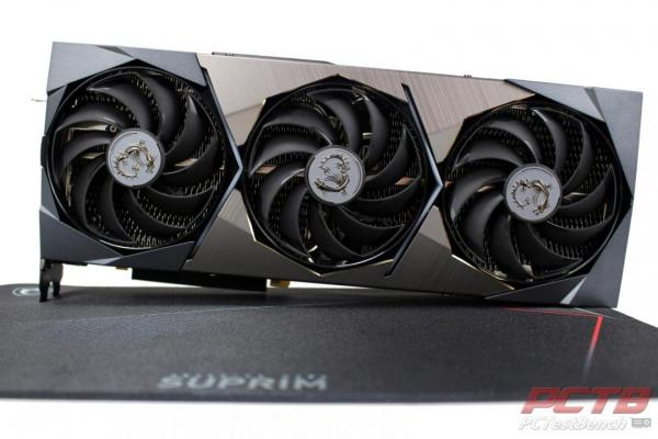 MSI GeForce RTX 3070 Ti SUPRIM X 8G Review 7