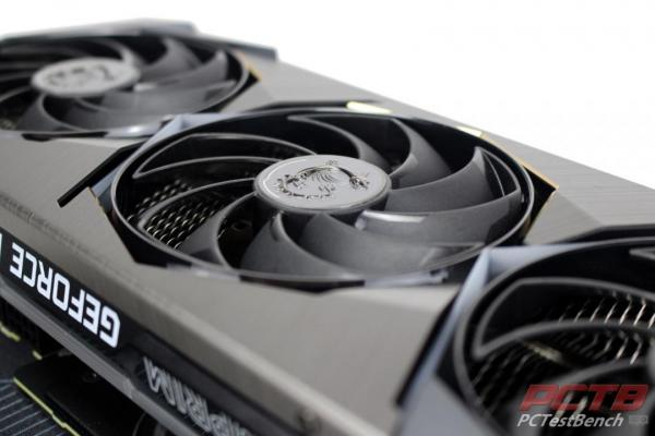 MSI GeForce RTX 3070 Ti SUPRIM X 8G Review 8