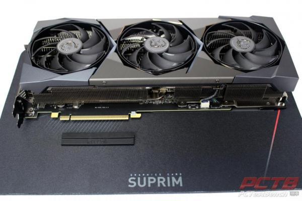 MSI GeForce RTX 3070 Ti SUPRIM X 8G Review 15